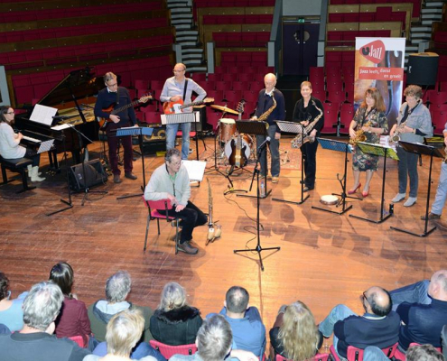 UJazz Workshop Joost Dieho
